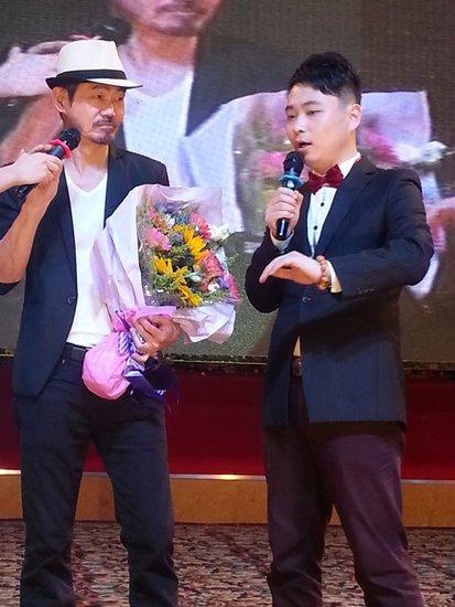 《咏春小龙》首映 影帝元华曾是李小龙替身