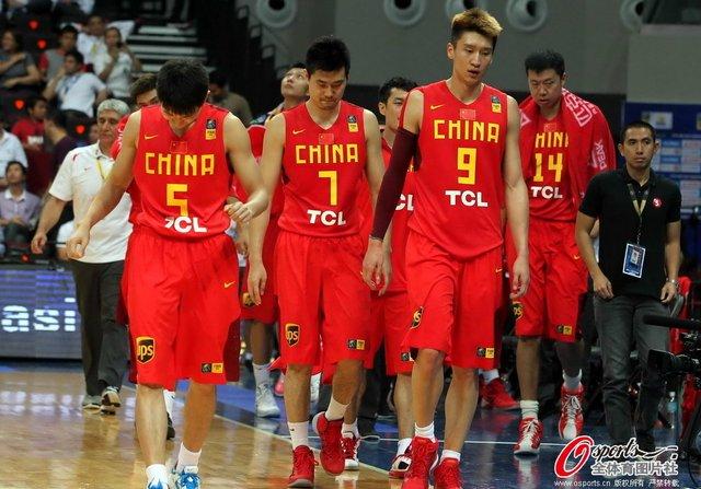 2014年中国篮球赛程:男女篮出击 CBA谁主沉浮