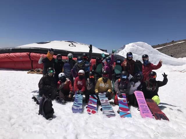单板滑雪队完成预期目标 结束40天海外集训
