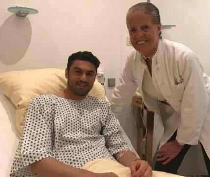 国安公布伊马伤情 手术很成功或一周恢复训练