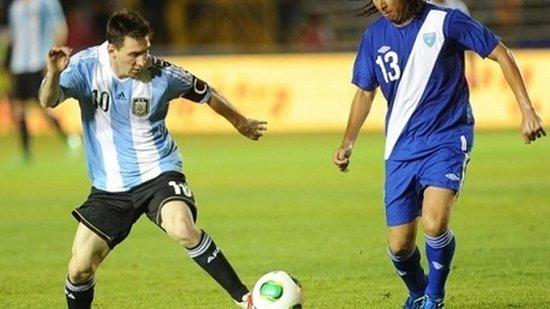 梅西超马拉多纳国家队进球纪录