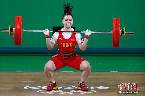 """""""这对我们中国整个竞技体育方面可有一个挑战,不止是举重队.""""京东摩托车头盔图片"""