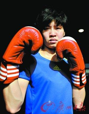 中国女拳入奥首人曾练田径 月薪千元不如打工