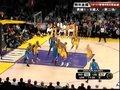 视频:黄蜂vs湖人 蜂王抛射遭拜纳姆无良大帽