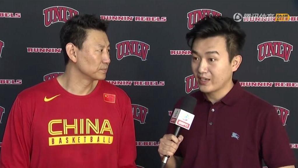 专访李楠:感受美国比赛强度 周琦小丁亚运会要拿成绩