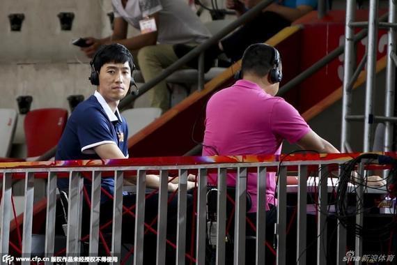 刘翔解说被指话太多 杨健:反应力世界纪录水平