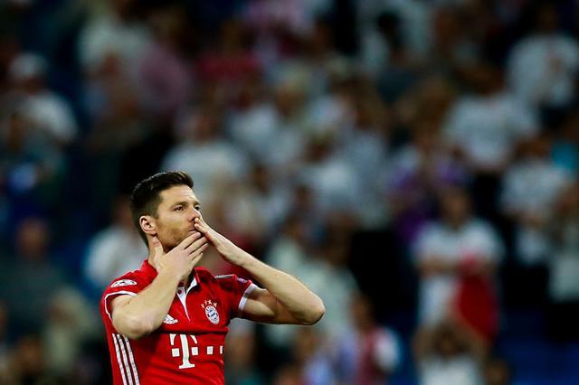 阿隆索将在拜仁结束职业生涯