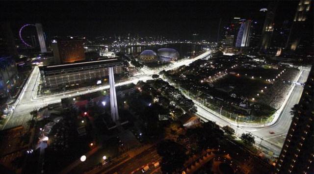 F1新加坡站:正赛20点 法拉利欲吹响反击号角