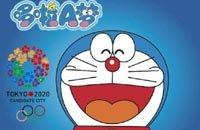 哆啦A梦成日本申奥吉祥物