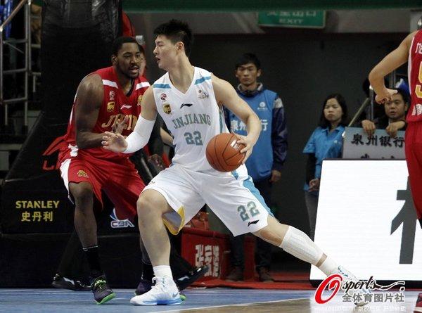 王哲林23分领4人20+ 福建顶反扑擒吉林三连胜