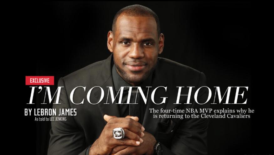 2015詹姆斯骑士图片_NBA沃神詹姆斯正在书写完美剧本