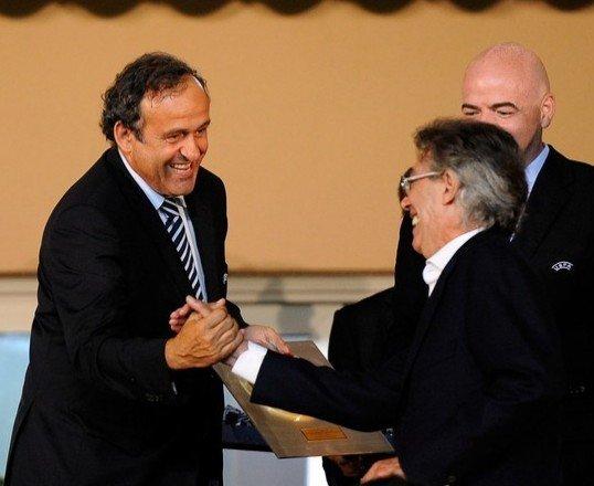 普拉蒂尼下令国米夺世俱杯 否则将杀了莫拉蒂