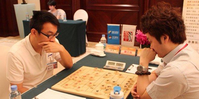 象甲第9轮:黑龙江上海大胜 广东加赛负湖北