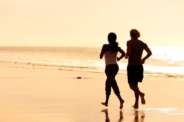 2.14跑向幸福 晒甜蜜跑步照片赢取情侣装备