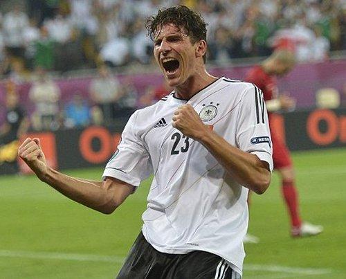德国队一纪录傲视群雄 39场56球领跑欧洲杯