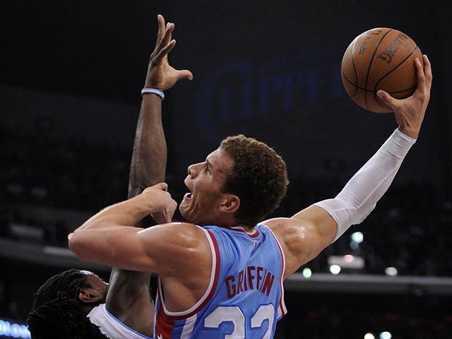 NBA星播客V畅享 格里芬暴扣盛宴预演扣篮大赛截图