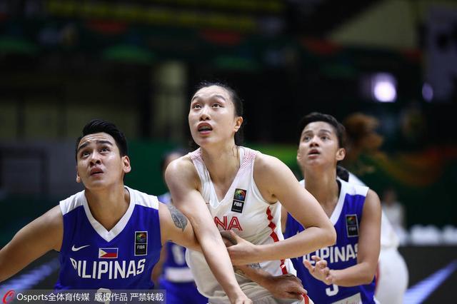亚洲杯-女篮74分胜菲律宾 晋级4强进军世界杯