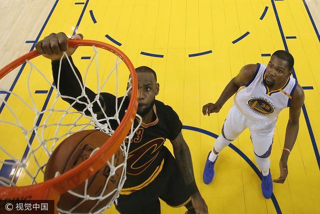 动图秀:最强NBA预热新赛季揭幕战 众星齐献绝活