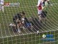 视频:男子足球半决赛 韩劲射致阿门将失误