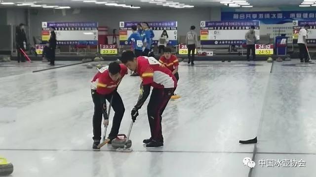 全国青年冰壶锦标赛开赛 冠军将获得世青赛资格
