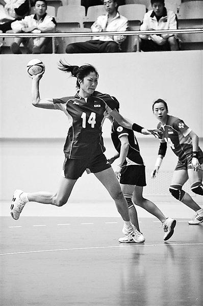 30岁老将重回国家队 中国女子手球争亚运金牌