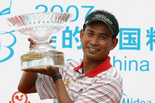 美的中国精英赛四次加洞 威拉沧夺取第九胜
