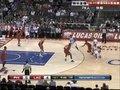 视频:76人vs快船 小莫梦幻滞空仰投打成2+1