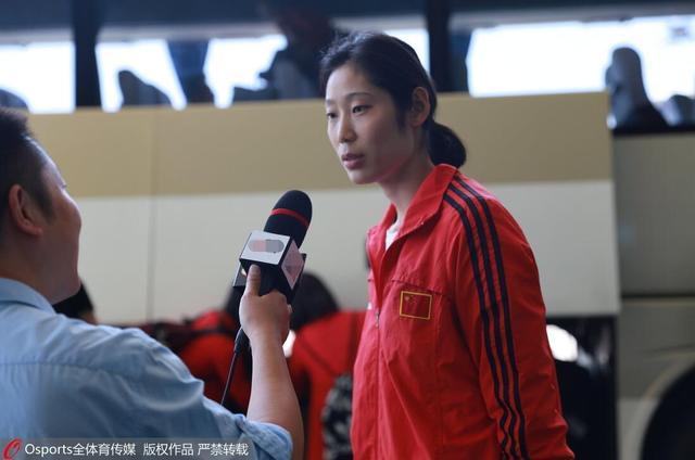 朱婷:老将回归让队伍更默契 目标世预赛出线