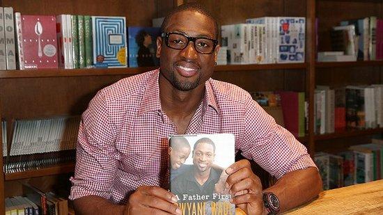 专访韦德:孩子是篮球外一切 出书望更被了解
