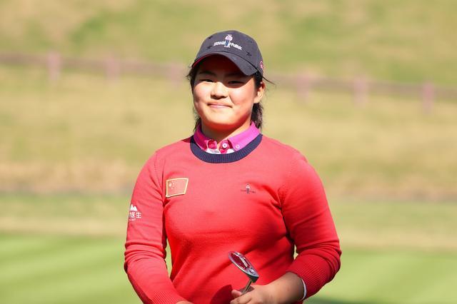 中国青少年高尔夫大师赛 梁恩旗吕田分获男女冠军