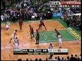 视频:热火vs绿军 加内特背身单打旋转步上篮