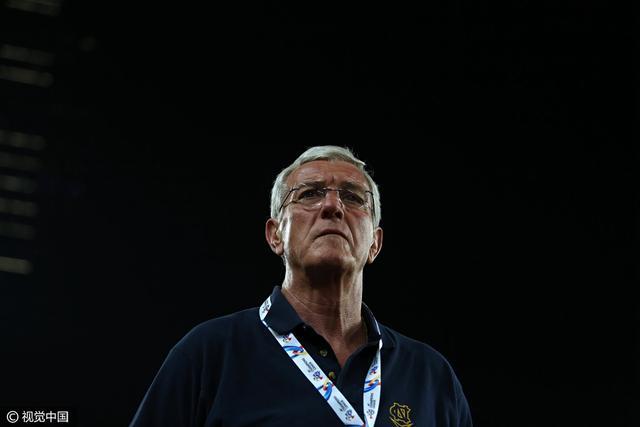 里皮真正考验非12强赛 2019亚洲杯成第一大考