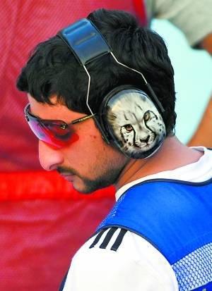 阿联酋王子夺双多向飞碟银牌 印度名将获冠军