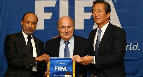 布拉特首次回应中国申办世界杯:还无官方申请