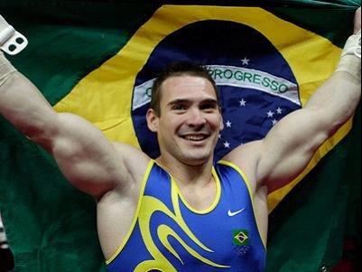 巴西吊环冠军威胁要改变国籍参加里约奥运会
