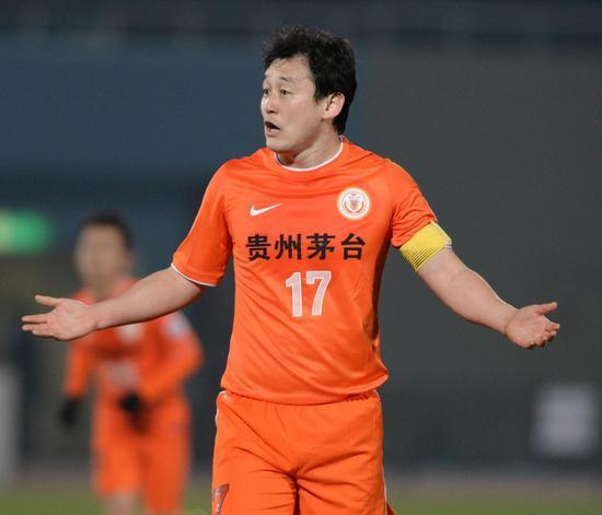 孙继海谈足改:中国球员水平逐年下降 需抓青训