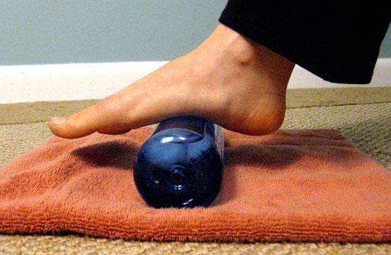 夏季坚持跑步训练 别忘了你的足部恢复保养