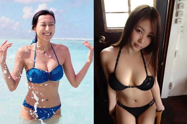 日本少妇裸体阴道写真_知名女优实证浅田舞隆胸:我的才是纯天然的