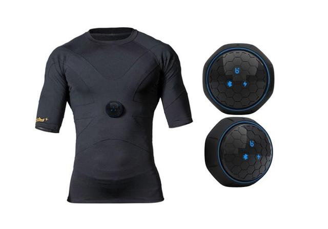 科技创新!运动智能服装BodyPlus华丽亮相IWF