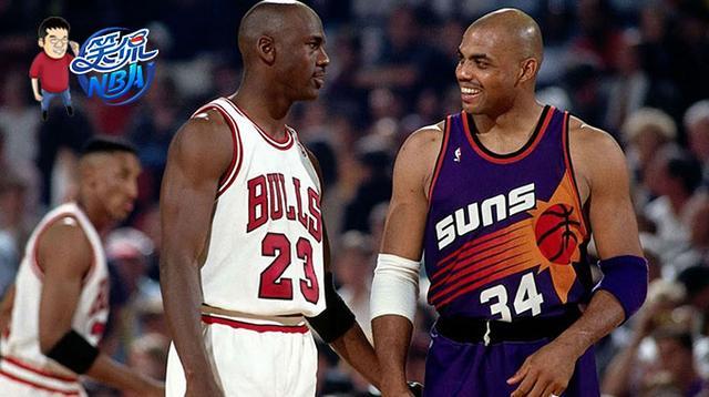 笑侃NBA:死要面子活受罪!巴克利惨遭乔丹羞辱