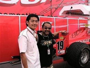 罗宾欲推动中国赛车事业 培养第三代华裔车手