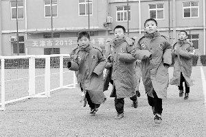 踏实美丽的足球之梦 天津校园足球素描纪实