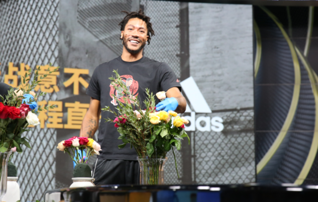 专访罗斯:迫不及待与詹皇合作 新季会是崭新玫瑰