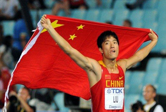 腾讯特评:刘翔非冠军的冠军 飞人在享受比赛