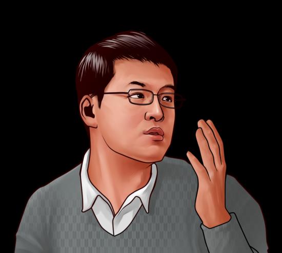 腾讯体育专访杨毅:乔丹是心目中的完美先生