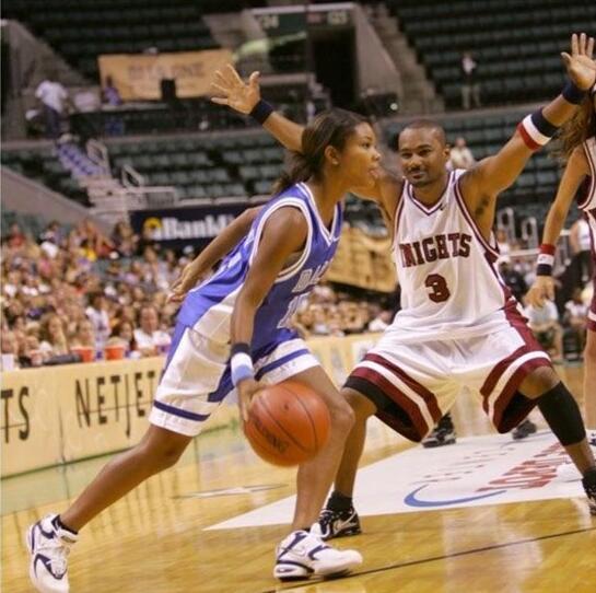 这个女人敢对NBA指指点点 原来她来头真不小