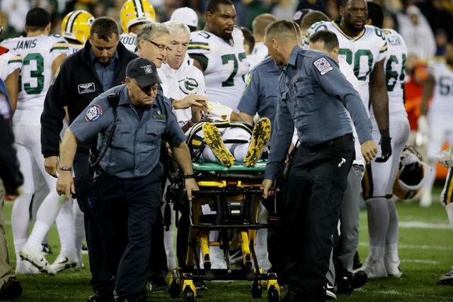 NFL第4周伤病汇总:小贝手指骨折 卡尔将缺席