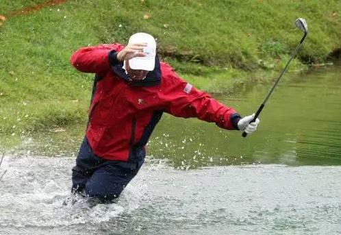 打高尔夫很优雅? 看看这篇文章再说