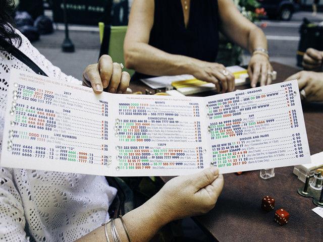 中国麻将在美国受欢迎 成为居民乐享消遣方式