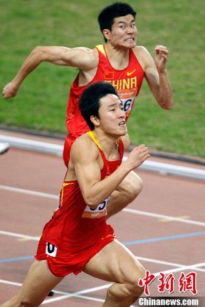 刘翔立终极誓言:奥运进前三 打破罗伯斯纪录